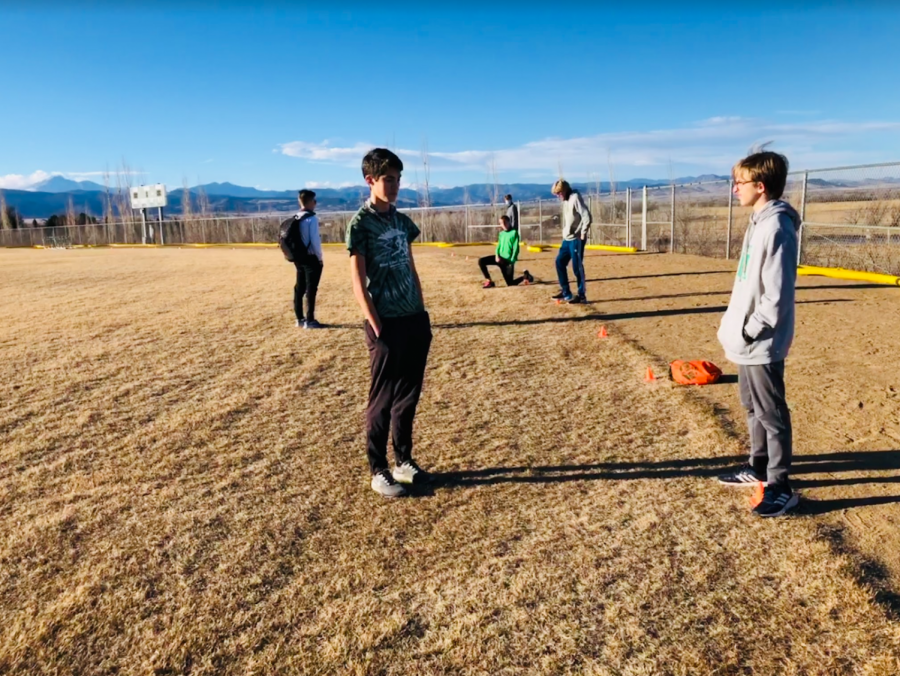 For Niwot Cross Country, the Show Must Go On
